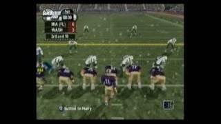 NCAA GameBreaker 2001 PlayStation 2 Gameplay_2000_12_13