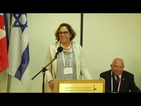 15 th Jerusalem Conference in Canadian Studies