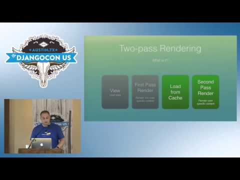 DjangoCon US 2015 - E-Commerce with Django at Scale... by Na
