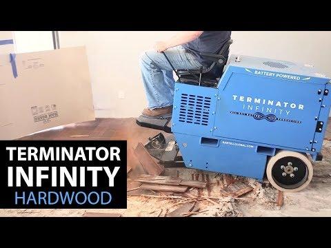 Terminator Infinity Floor Ser