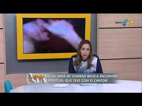 Sonia Abrão Recebe Fábio Arruda, Novo Apresentador Da RedeTV!