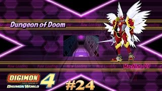 Digimon World 4 - Detonado Parte 24: Quest Item Retrieve (Modo Very Hard), Liberando Dukemon CM