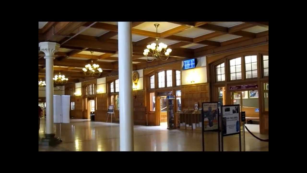 Inside the amtrak train station harrisburg pa youtube inside the amtrak train station harrisburg pa sciox Images