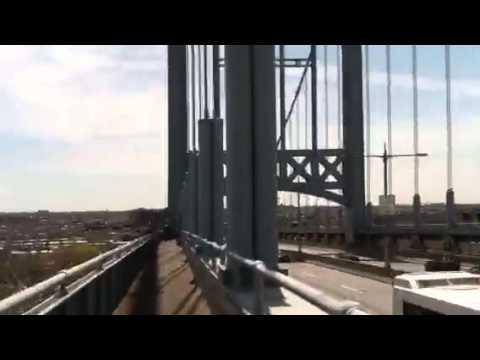 Walking the Triboro Bridge