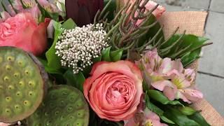 Букет цветов 254