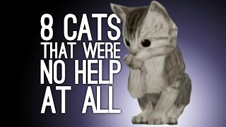 8 Cats You Couldn't Count On For Help, Thanks for Nothing, Cats