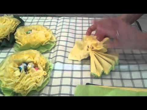 Segnaposto per tavola di pasqua youtube - Tavola pitagorica per bambini ...