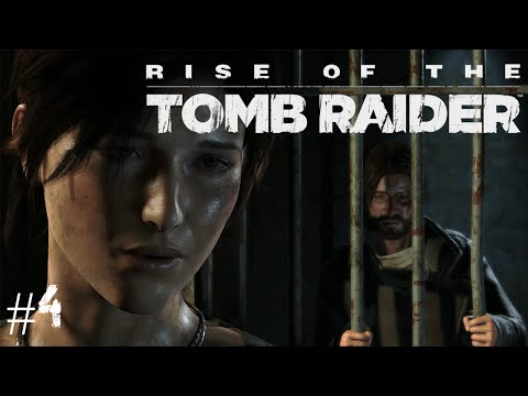 Trust Issues // Rise of the Tomb Raider #4