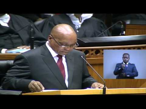 State of the Nation Address 2014: Joint Sitting, 13 February 2014