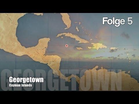 AIDAbella - Karibik 7 Weihnachtstour - #05 Georgetown, Cayman Islands