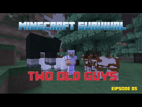 Two Old Guys Ep05 - Cattle roundup!?
