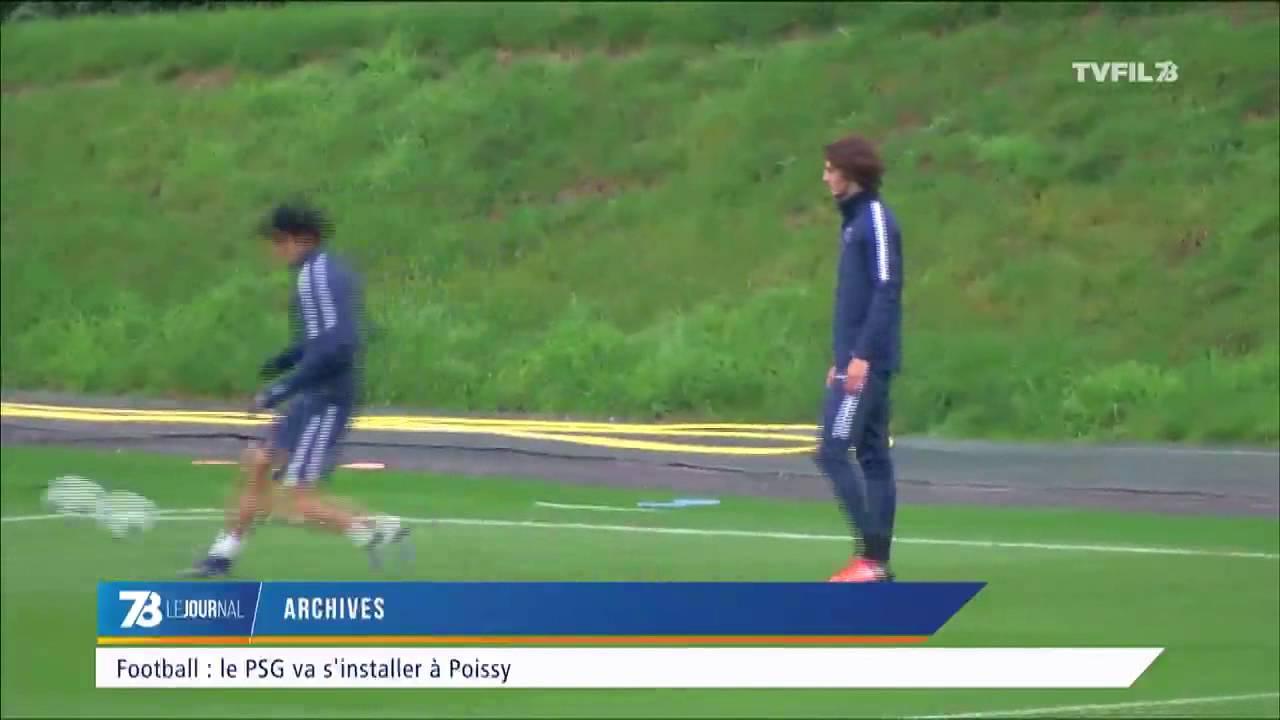football-le-psg-va-sinstaller-a-poissy