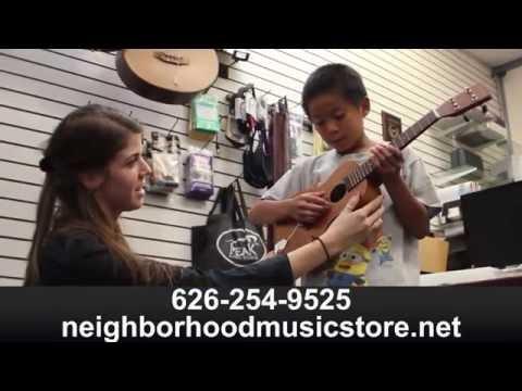 Neighborhood Music Store Arcadia CA