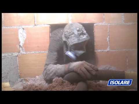 Video sottotetti coibentati con poliuretano - Isolamento termico sottotetto ...