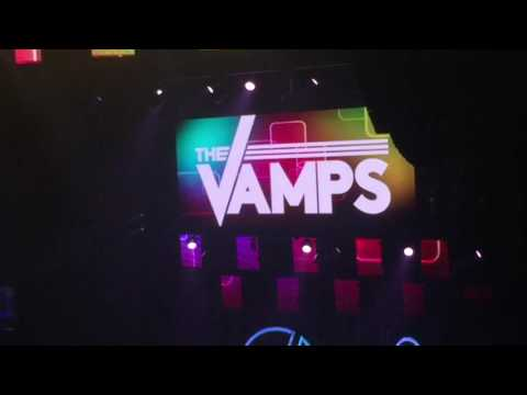 The Vamps - Key 103 Live