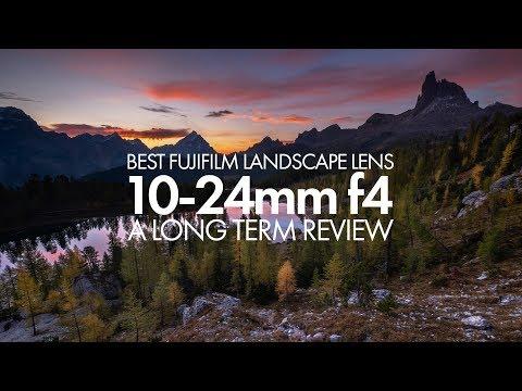 Best Fujifilm Lens for Landscapes - 10-24mm Long Term Review