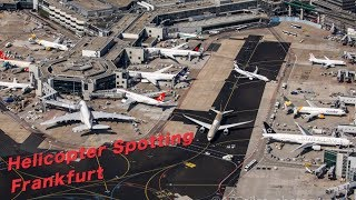 What a great opportunity! taking photos of airplanes out an open-door-helicopter is special. doing that at germany's busiest airport frankfurt even mor...