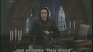 Marilyn Manson Holy Wood EPK