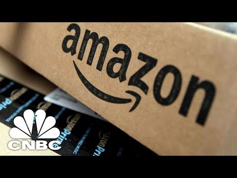Amazon Moves Into Blockchain With A New Partnership | CNBC