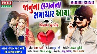 Janu Na Lagan Na Hamachar Aaya || Vishal Hapor || Full Audio Song || Ekta Sound
