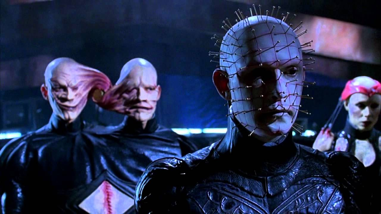 Hellraiser IV: Bloodline (Special Edition) HD Part 7/8 ...