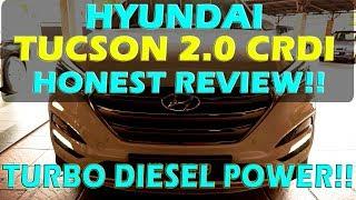 (2018) Malaysia Hyundai Tucson 2.0 CRDI Turbodiesel Review #hyundaitucsondiesel #hyundaitucson2018