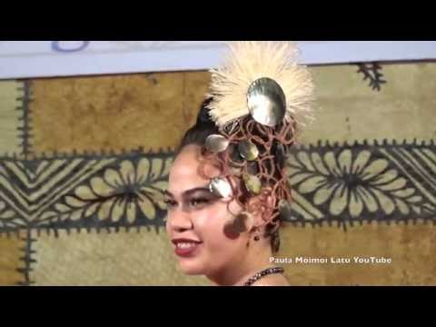 Miss Heilala Pageant // Island Creations // Beautiful Tonga Heilala Festival