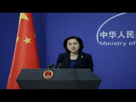الصين تندد بالحرب التجارية التي تشنها أمريكا وتصفها بقاتل الاقتصاد العالمي…  - 17:22-2018 / 7 / 18