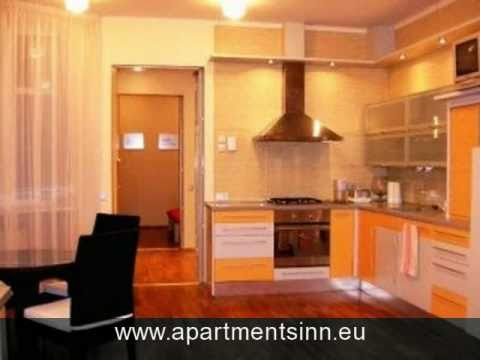 Apartments for rent in Riga - YouTube