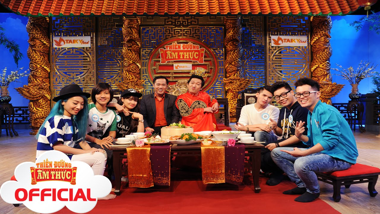 Thiên Đường Ẩm Thực Mùa 1| Tập 7: Nhã Phương | Full HD (30/08/2015) #1