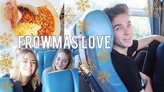 JOE LOVES FROWMAS | FROWMAS DAY 9