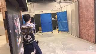 IPSC Level ll ,shooter:Chou Ming Kun周明坤