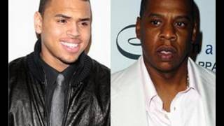 Jay-Z Fighting With Chris Brown