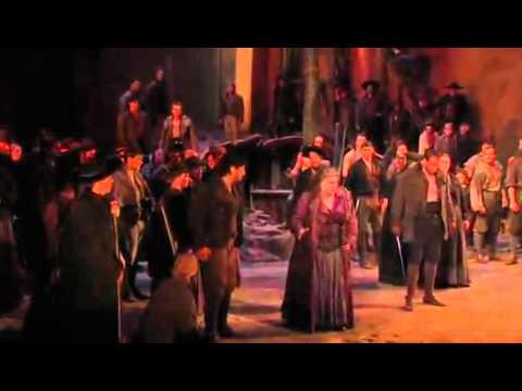 Anvil Chorus performed in the Emmy Award winning series, Met Live in HD