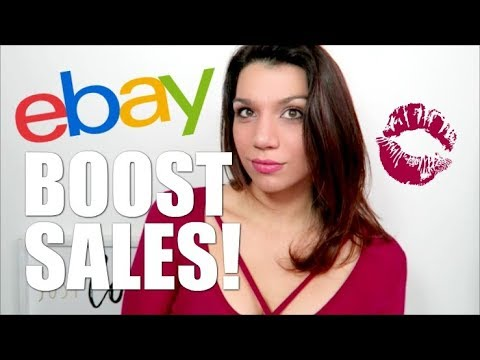 Boost Sales on eBay | Trick the eBay Algorithm | Get Sales FAST!