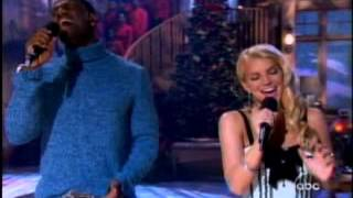 Brian McKnight And Jessica Simpson - O Holy Night