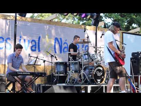 Festival Nádeje 2014 - Ciao Mamma - Mocný kráľ (The Elements cover)