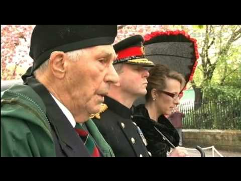 Battle Of Kohima Remembered | Forces TV