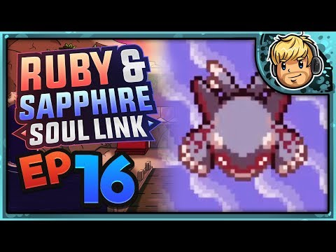 YOU DON'T EVEN USE ENTEI! | Pokemon Ruby & Sapphire Soul Link - EP16