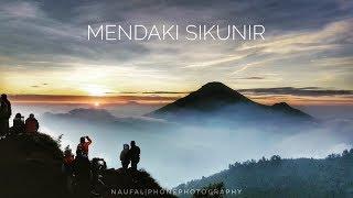Hiking Sikunir, Wonosobo, Central Java, Indonesia