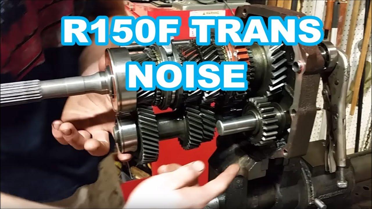 Tacoma Tundra R150f Manual Transmission Noise Youtube