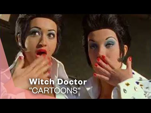 Witch Doctor - Cartoons (Official Music Video)