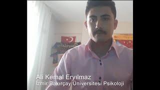 Ali Kemal Eryılmaz İzmir Bakırçay Üniversitesi Psikoloji