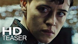 MILLENNIUM: A GAROTA NA TEIA DE ARANHA | Teaser Trailer (2018) Legendado HD