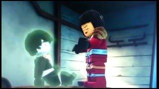Lego Ninjago Nya and Cole(I want you to know.)