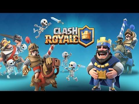 Clash Royale Incerc deckul nou!