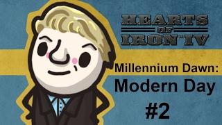 HoI4 - Modern Day Mod - Kingdom of Sweden - Part 2