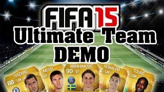 Fifa 15 Demo Ultimate Team [ PC ] Co Nowego? Opinia o Next Genie!