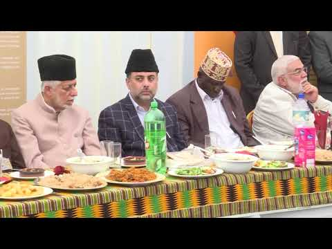 PAAMA UK Tirana at Post Jalsa Salana Reception
