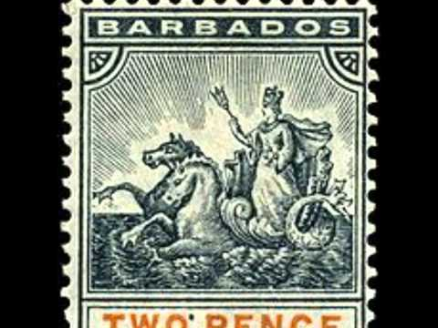 Postal History of Barbados in poetry